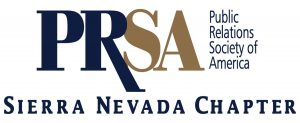 The PRSA Sierra Nevada chapter thanks its luncheon sponsors: Registered Ink, StartHuman, Nevada Museum of Art and ThisisReno.com.
