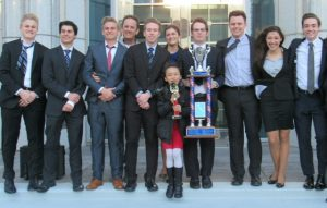 Faith Lutheran Middle School & High School students recently were named Champions of the 2017 Nevada State High School Mock Trial Competition.