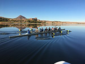 The Lake Las Vegas Rowing Club is offering Summer Rowing Junior Camps for teens beginning June 26 and other programs at Lake Las Vegas