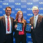 Bank of Nevada was recognized as the number one SBA 504 Lender in Nevada, as measured by the number of loans approved during the previous fiscal year.