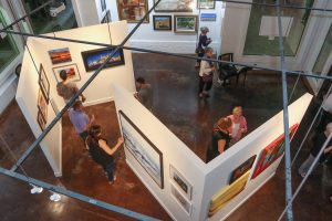 "The Lake Las Vegas Art Galleries will unveil its summer juried show, ""Casting Shadows,"" on Friday, June 9"