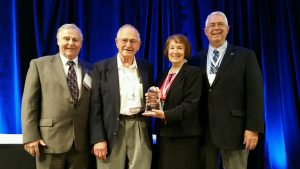 NRHA received an award for excellence in the Multifamily category in recognition of the Richards Crossing Supportive Housing project located in Carson City