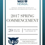 WGU Nevada to Recognize 400 Nevadans During Second Commencement