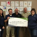 Southwest Gas Presents Donation to Boys & Girls Clubs of Mason Valley