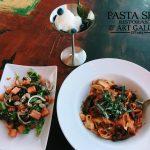 The Pasta Shop Ristorante and Art Gallery Announces New Vegan Menu