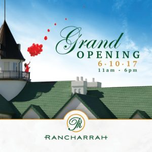 Rancharrah's first real estate offerings will be released to the public during the Grand Opening, including the community's limited custom homesites.