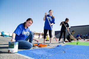 Volunteers can now register at uwsn.org/caring for United Way of Southern Nevada's Day of Caring on Friday, September 29, 2017