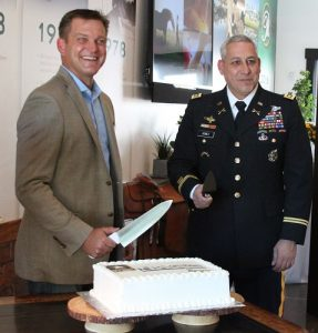 Nevada Builders Alliance signed the first statewide partnership with U.S. Army Partnership for Youth Success program at a signing ceremony with U.S. Army