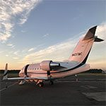 The largest private jet charter service in Las Vegas continues to expand its feet, reflecting demand for long-range travel.