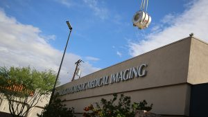 Picture of the outside of Steinberg Diagnostic Medical Imaging location.