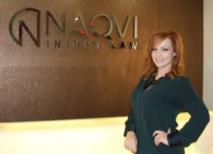 Naqvi Injury Law has promoted Jenae Page to office manager. In her new role, she is responsible for overall operations of the 30-person firm