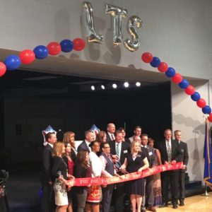 Legacy Traditional Schools commemorated the grand opening of the school's first campus in Nevada at a ribbon-cutting ceremony in North Las Vegas.