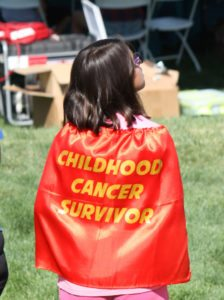 Be a superhero come support kids with cancer and the Candlelighters Childhood Cancer Foundation of Nevada at the Superhero 5K with Chet Buchanan.