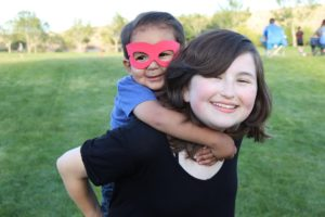 To recognize these kids, the Candlelighters Childhood Cancer Foundation of Nevada names special ambassadors each year for its annual Superhero 5K.