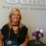 Debra Secord Receives Centennial Award from Nevada Rural Housing Authority