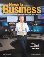 View the April 2017 issue of Nevada Business Magazine.