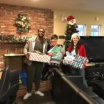 """NPHY Holiday Campaign Provides Easy Ways to Make Season Brighter for Homeless Youth —  Initiative Culminates with Dec. 5 """"It's a Wrap"""" Holiday Block Party presented by MGM Resorts International® —"""