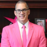 Craig Kirkland from Nevada State Bank raises money for American Cancer Society