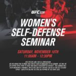 UFC GYM Reno Hosts Free Women's Self Defense Class to Benefit the Food Bank of Northern Nevada