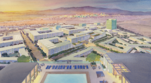 Henderson City Council unanimously voted in favor of the proposed Regional Mixed-Use zone change for the 103-acre Henderson West proposed development plan.