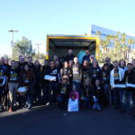 Nevada State Bank celebrates 58th anniversary by donating to KLUC's toy drive