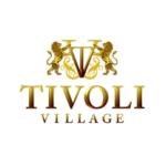 Tivoli Village Turned Winter Wonderland