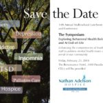 """Nathan Adelson Hospice, announced that David Feldman, Ph.D., will present the Symposium: """"Exploring Behavioral Health Before and At End-Of-Life Care."""""""