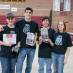 Henderson High School Robotics Club Succeeds from Tronox Donation