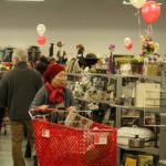 Dozens line up for bargains at new Carson City Salvation Army Family Store