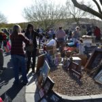 Join the Mountain's Edge Master Planned Community for its annual Spring Garage Sale and a day of outdoor shopping for unexpected treasures and needed items at great prices.