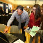 I CAN BE Program Offers Freshmen Professional Mentorship