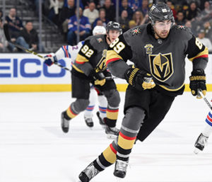 The Golden Knights had to become an integral piece of Las Vegas to succeed as the town's first professional sports franchise. A hockey team, a sport played on ice, located in the desert didn't seem to be an automatic success to some, but Foley felt differently.