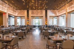 Las Vegas - based light engineering firm Light Theory Studios has completed the lighting design for the new Hell's Kitchen at Caesar's Palace in Las Vegas.