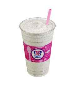 This St. Patrick's Day, Baskin-Robbins' guests will find themselves luckier than ever because at participating shops nationwide the brand will be offering a free sample of its Mint Chip 'n OREO Cookies Milkshake on Saturday, March 17 from 3 p.m. – 7 p.m.