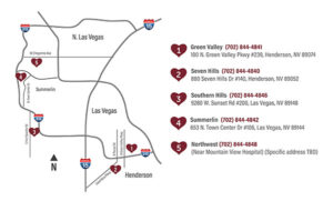 Community members in the Las Vegas Valley will soon have more options to choose from when it comes to selecting a medical group to manage their care. P3 Health Partners is opening four new clinics next month to raise the bar for quality care and reduce physician burnout.