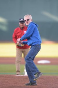 Newton Learning Center Celebrates Autism Awareness Month with Reno Aces