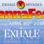Cannafest Celebrates the Most Chilled-Out Day of the Year Brought to You by Exhale Nevada, April 20
