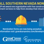 Grand Canyon Development Partners Launches Developing Dreams Program for Southern Nevada Nonprofits