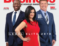 Now in it's eleventh iteration, Legal Elite presents Nevada's top attorneys as chosen by their peers. This annual list showcases the attorneys the legal industry has named as the best of the best.