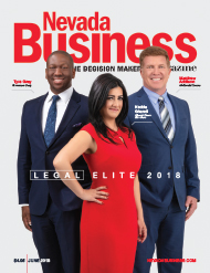 Legal Elite 2018: The Silver State's Top Attorneys