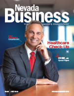 Nevada Business Magazine July 2018 View Issue