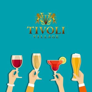 Don't limit your happy to one hour or one spot! Experience Happy Hour Tivoli Village style at one of six restaurants including a Happy Hour Music Series!