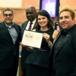JAG Nevada Receives CCSD Excellence in Education Hall of Fame Award