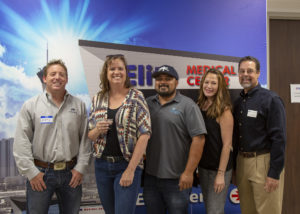 SR Construction recently attended the Open House Celebration of the Elite Medical Center.