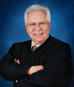 The Honorable John J. Romero, was sworn in aspresident of the National Council of Juvenile and Family Court Judges (NCJFCJ) at the 81st Annual Conference.