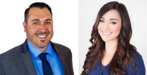 The RE/MAX Realty Affiliates Reno office is continuing to grow with the addition of two new agents, Eric Schott and Brianne Madrid.