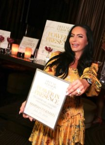 Mariah Fineman, President of greenONE Holdings, the creators of Las Vegas' born and raised idrink beverages stresses water is not just water.