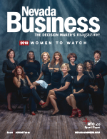 Nevada Business Magazine August 2018 View Issue