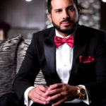 Farhan Naqvi Joins Fight Against Breast Cancer with Real Men Wear Pink Campaign