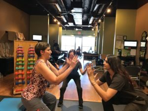 """Two physical therapy assistants have joined the ranks at Advanced Spine and Posture in Las Vegas. Stephanie Winterroth and Destinae """"Nae"""" Graham are both Las Vegas natives."""